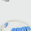 SPLITTER óptico 1 * 8 SC monomodo UPC