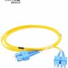 Patch Cord Fiber Duplex 09/125 SC/UPC-SC/UPC .Duplex 2.5M/2,0mm